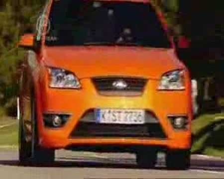 Ford Focus ST – Road Tests