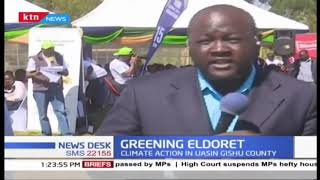 GREENING ELDORET: Eldoret City Marathon winner awarded Sh3.5M, more than 750 trees planted