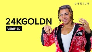 "24kGoldn ""Valentino"" Official Lyrics & Meaning 
