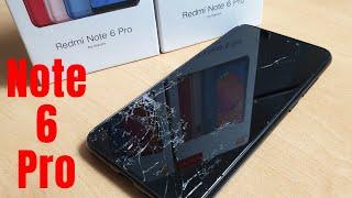 [हिंदी] Redmi Note 6 Pro Durability Test (SCRATCH, WATER, BEND, DROP) !