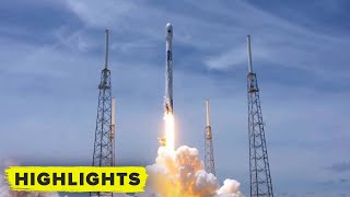 SpaceX GPS III Mission 5 Launches!