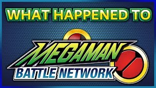 What Happened to MegaMan Battle Network?