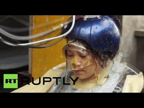 Kinezi napravili mašinu za pranje kose