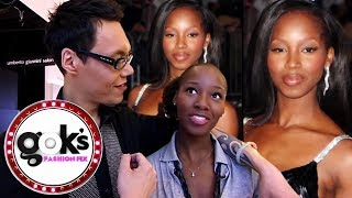 Popstar Jamelia Does The High Street Fashion Challenge | Goks Fashion Fix S01 E08