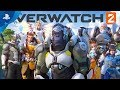 Overwatch 2 Announce Cinematic - Zero Hour | PS4