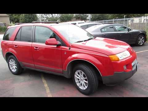 2005 SATURN VUE WITH CUSTOM RIMS & TIRES 16 INCH