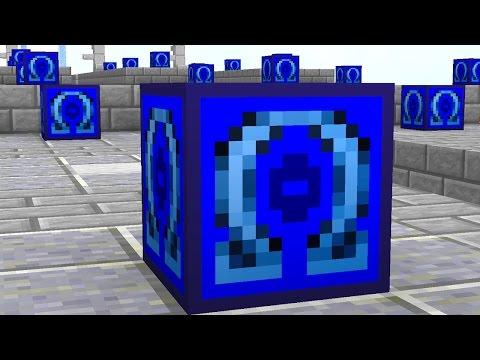 Minecraft 1v1v1 EMERALD LUCKY BLOCK RACE! (Minecraft Mods) w