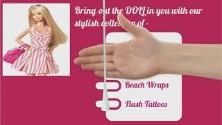Dollboxx Beach Dresses