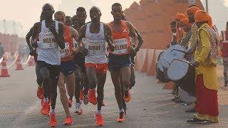 Delhi Half Marathon 2018 – FULL RACE