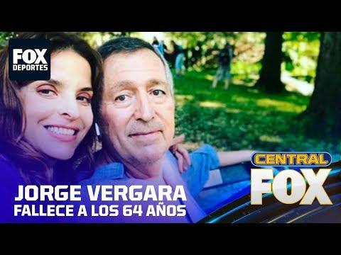 Central FOX: Matías Almeyda habla sobre el fallecimiento de Jorge Vergara