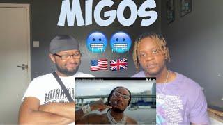 Migos - Modern Day [UK REACTION]