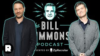 NFL Wagers, Running TV Shows With Mike Schur and Dan Fogelman   The Bill Simmons Podcast