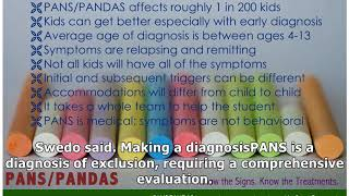 PANDAS/PANS treatments, awareness evolve, but some experts skeptical