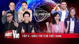 #2 Kết quả thử thách quá bất ngờ khiến Trấn Thành, Tóc Tiên phải ngỡ ngàng | SIÊU TRÍ TUỆ VIỆT NAM