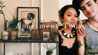 APARTMENT TOUR / Thrifted Home Decor in San Francisco | HellaJam