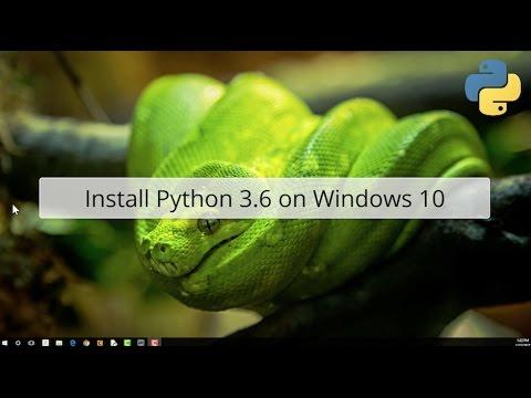 How to enable Python 3 pip on Windows 10 - Naijafy