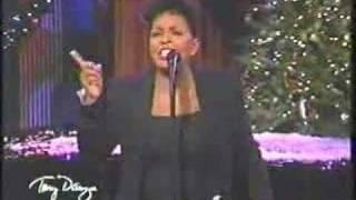 Anita Baker sings Frosty