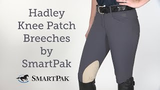 Hadley Knee Patch Breeches by SmartPak Review