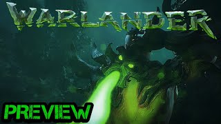 WARLANDER - New Action RPG (Exclusive Preview)
