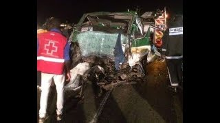 10 people die in a tragic road accident