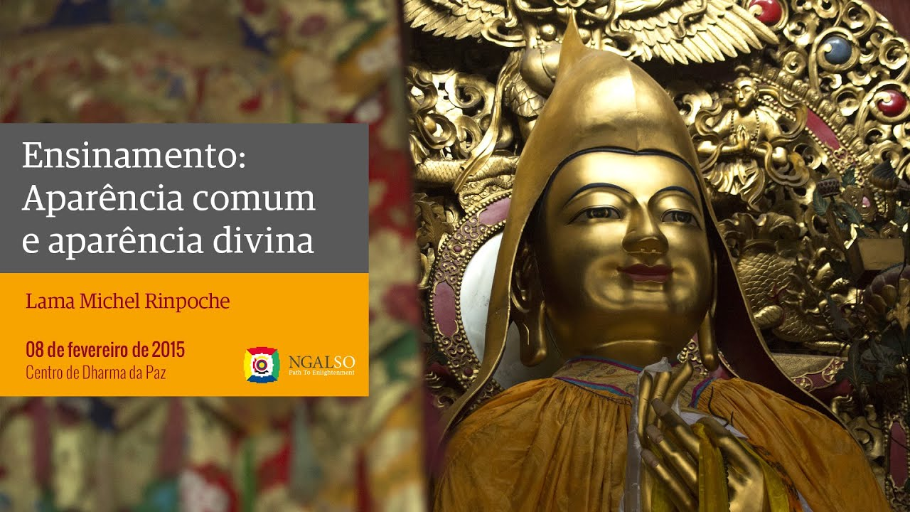 Aparência comum e aparência divina - Parte 1