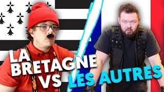 LA BRETAGNE VS LES AUTRES  - Feat. DANIIL LE RUSSE / NADRICHHARD