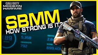 Skill Based Matchmaking in Modern Warfare (Analysis & Opinion)