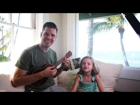 YOU'RE WELCOME (MOANA) - CLAIRE CROSBY AND DAD IN HAWAII