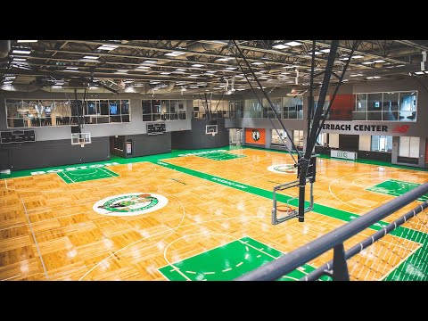 We Toured the BOSTON CELTICS' INSANE Facility | Royal Key