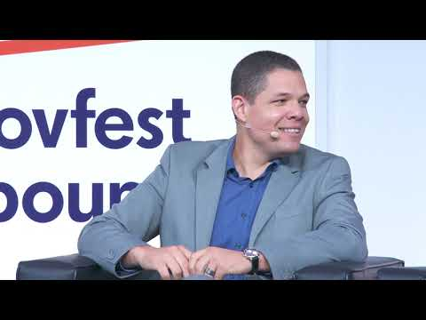 INNOVFEST UNBOUND 2019 (MAIN STAGE) : WHAT IS SHAPING THE FUTURE OF DATA