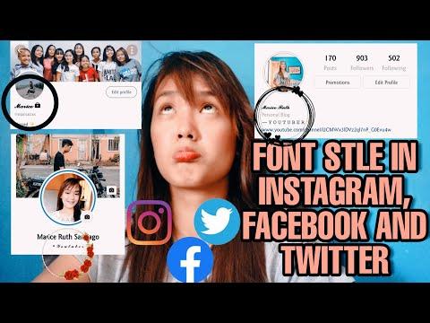 mp4 Instagram Notification Font, download Instagram Notification Font video klip Instagram Notification Font