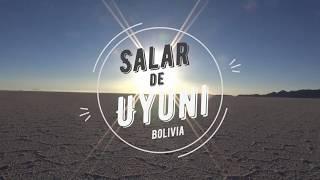Salar de Uyuni: Incredible Salt Desert!