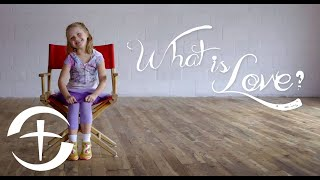 Cute Kids Answer--What is Love?