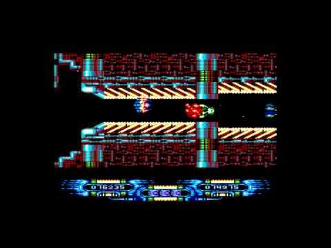 Edge Grinder Amstrad cpc HD