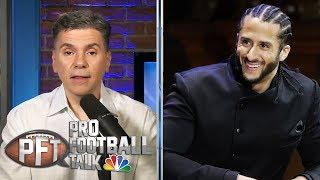 Is Jay-Z's NFL deal signaling a Colin Kaepernick return? | Pro Football Talk | NBC Sports