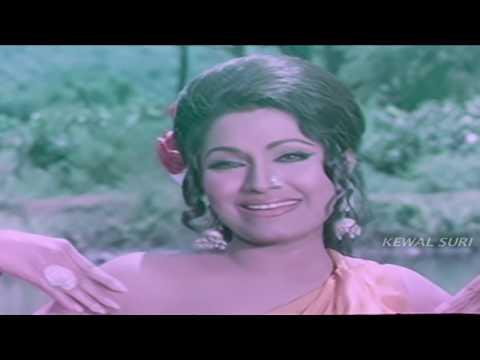 "Asha Bhosle Hit Song   ""O Garam Garam Kaya""   Bollywood Romantic Song  "