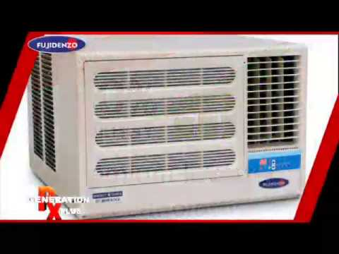 Fujidenzo Inverter Window Air Conditioner