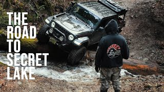 The Road to Secret Lake | Jeep Gladiator Epic Off-Road Adventure