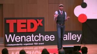 New school leadership | Donte Quinine | TEDxWenatchee