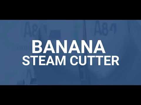 Banana Stem Cutter Machine