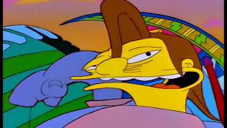 Homer Trips Balls