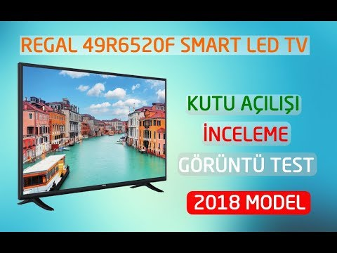 REGAL 49R6520F SMART LED TV
