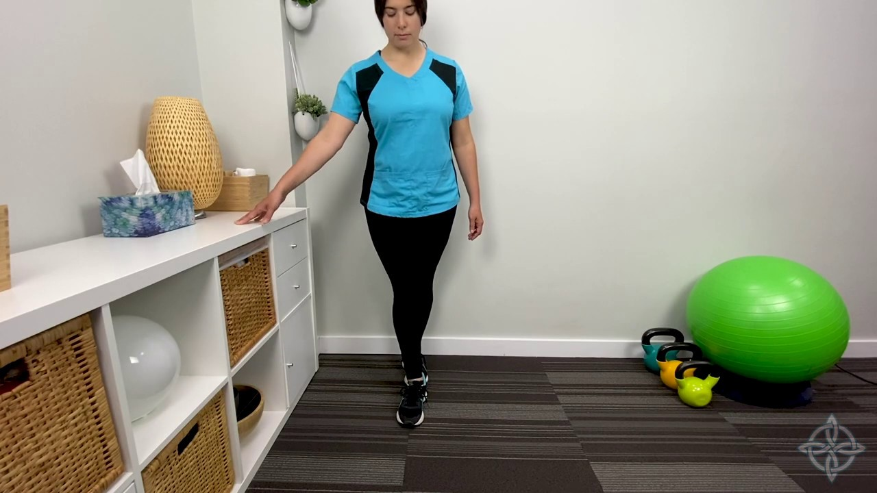 Photo of Standing Basic Balancing Exercises