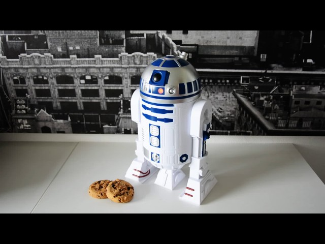 Star Wars R2D2 - Keksdose mit Sound