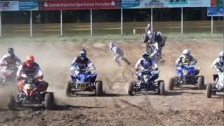 preview picture of video 'Quad of  European nations 2011 Denmark, in Jauer Germany -qualifying races.wmv'