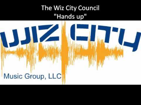 "The Wiz City Council ""hands up"""