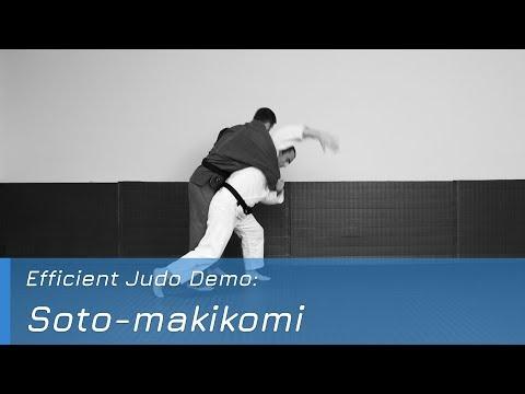 Soto-makikomi - Demo
