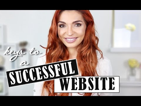 Tips For a Successful WEBSITE!