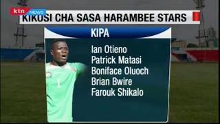 Zilizala Viwanjani: Kikosi cha sasa Harambee Stars