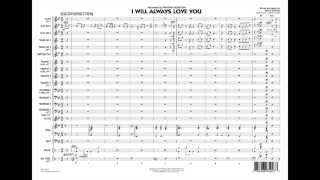 I Will Always Love You by Dolly Parton/arr. John Berry